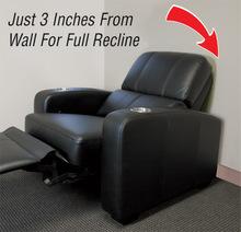 Кресло Bello HTS102BK для домашнего кинотеатра
